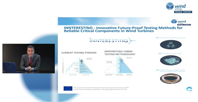 Presentation of the INNTERESTING project in the REIF 2020